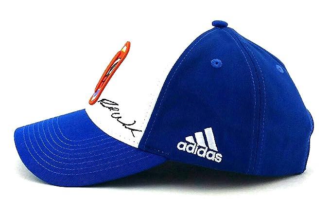 d9374733c27 Amazon.com   adidas Oklahoma City Thunder New Youth Kids Russell Westbrook  0 Blue Era Hat Cap   Sports   Outdoors
