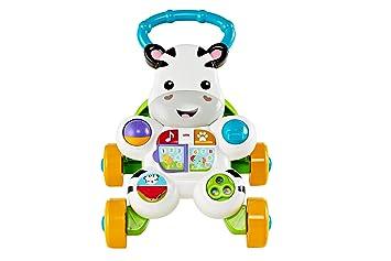 Mattel DLD91 De plástico Multicolor Juguete de Arrastre - Juguetes de Arrastre (Multicolor, De plástico, 6 Mes(es), Niño, Niño/niña)
