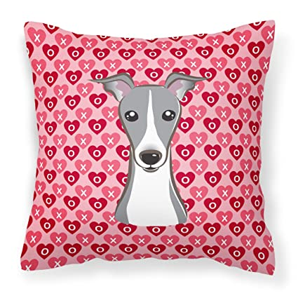 Amazon Caroline's Treasures BB40PW40 Italian Greyhound New Italian Decorative Pillows