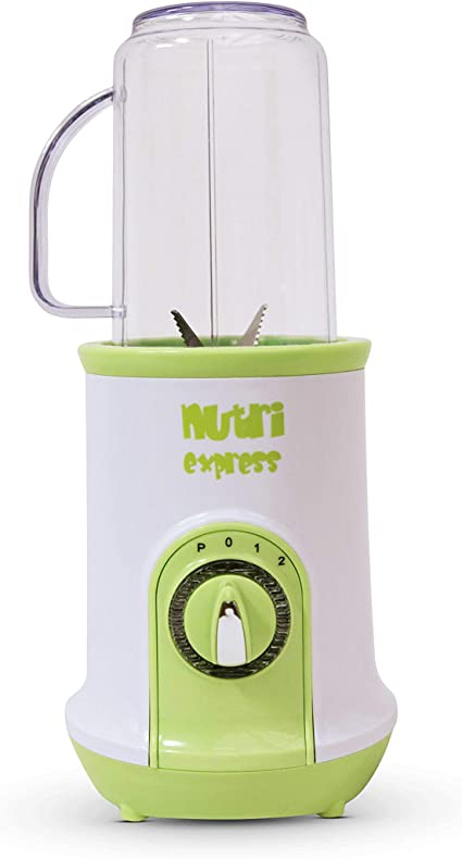 BOTOPRO - NutriExpress, 3 en 1: batidora, picadora y Extractor de zumos - Anunciado en TV: Amazon.es