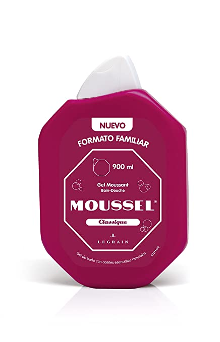 Moussel Gel de Ducha Clásico - 900 ml