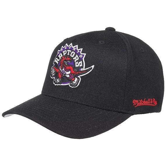 513968c57ec Mitchell   Ness Toronto Raptors INTL132 110 Curved Eazy NBA Flexfit Snapback  Cap One Size