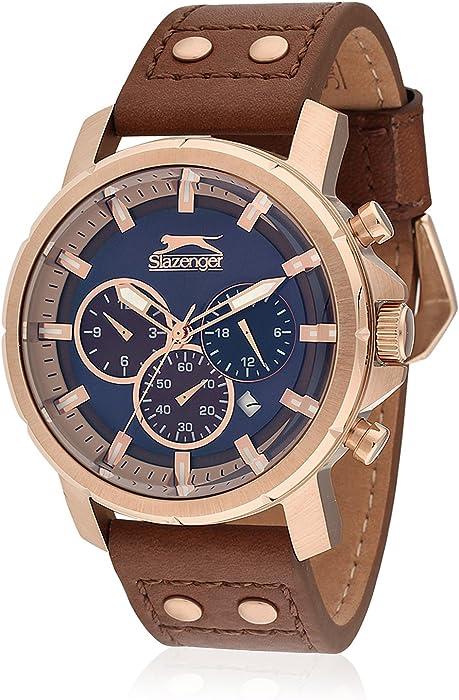 Slazenger Reloj de cuarzo Sl.9.1211.2.01 46 mm