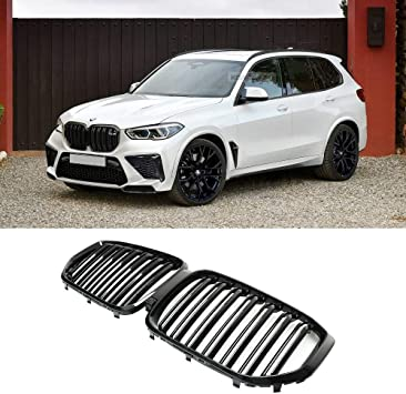 Genuine New Style BMW X DRIVE 30d DOOR BADGE Side Emblem For X5 F15 /& X6 F16