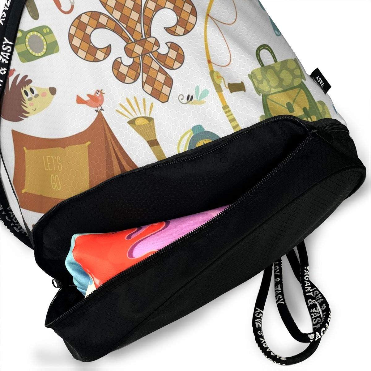 Camping Equipments Multifunctional Bundle Backpack Shoulder Bag For Men And Women