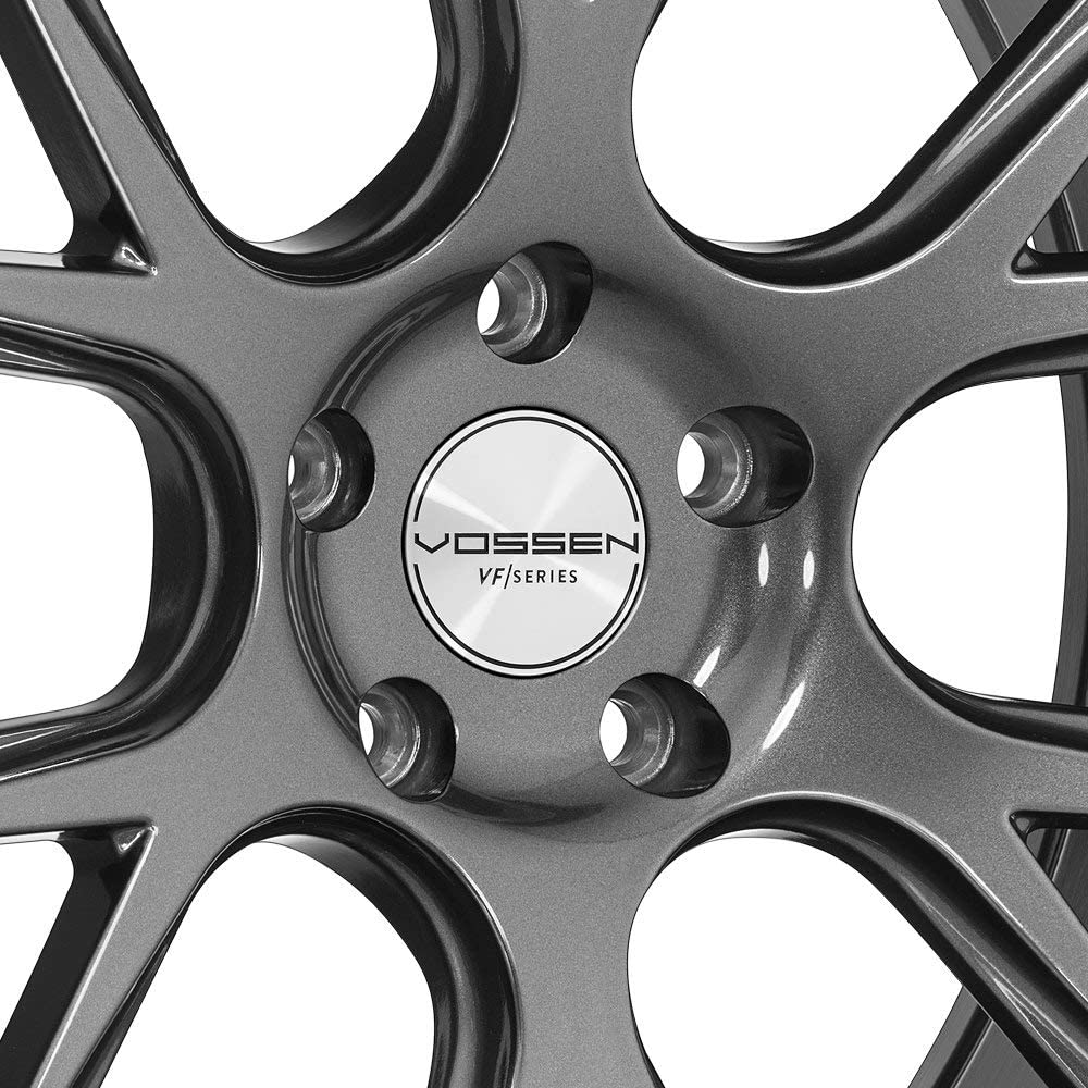 73mm Hub 42 Offset Kamikaze Black with Machined Accents and Lip 18 x 7.5 5x114.3 Bolt Pattern ICW Racing 210MB Сustom Wheel