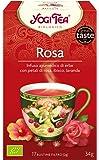 Yogi Tea Rosa - 17 Bustine Filtro [34 gr]
