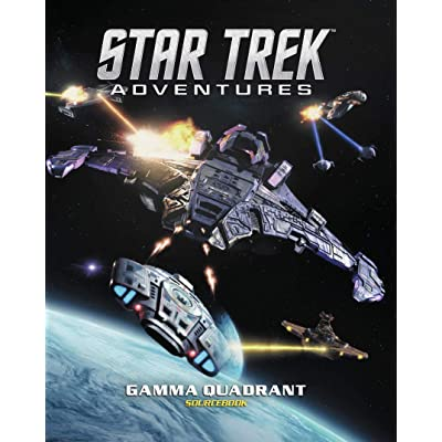 Star Trek Adventures - Gamma Quadrant: Modiphius: Toys & Games