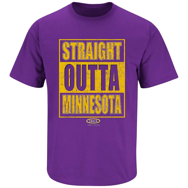 最安値で  Minnesota Vikingsファン。Straight OuttaミネソタTシャツ( S S - 5 - X ) X 6L B01K26BZYG, シントミチョウ:2e671c16 --- a0267596.xsph.ru