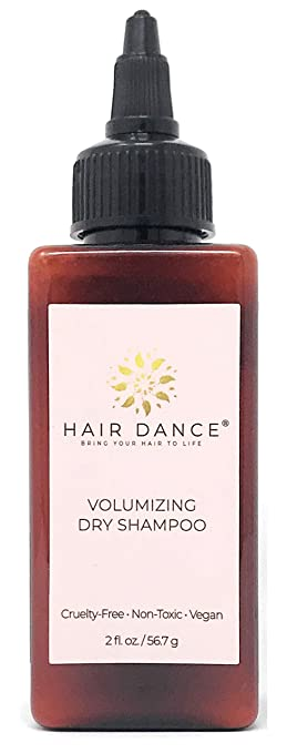 Dry Shampoo Powder Natural Volume for all Hair Types (2ozGrapefruit)