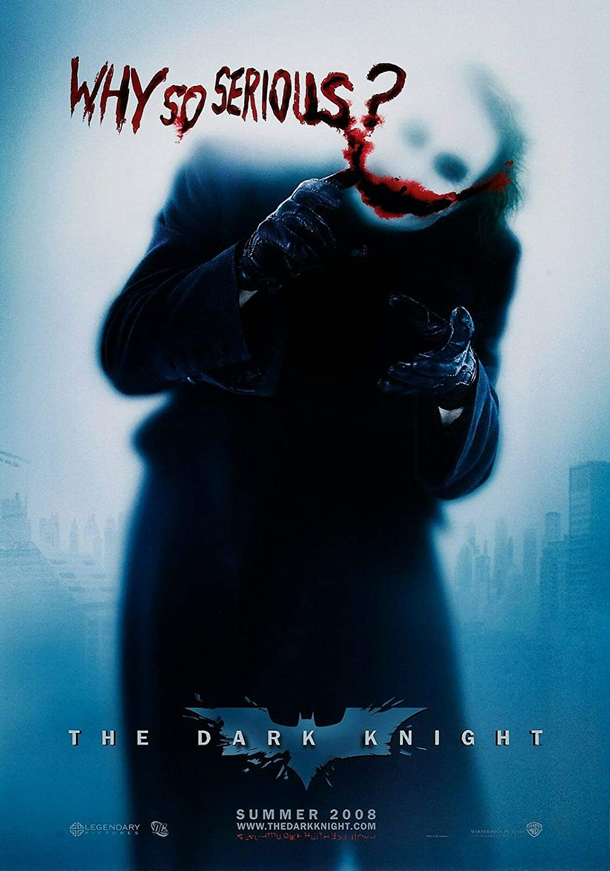 Joker Why So Serious Póster de Pared Metal Creativo Placa ...