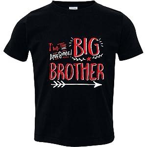 3dadc470 Texas Tees Sibling Shirts for Big Brothers and Little Brother, Big Brother  Baseball Shirt