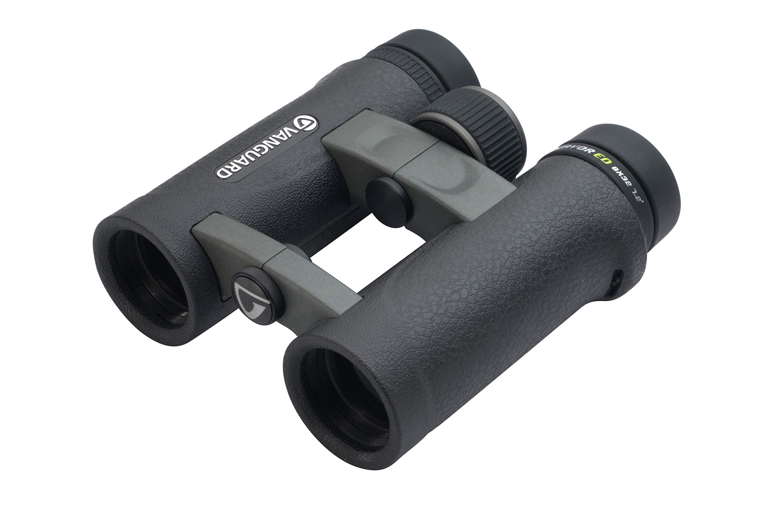 Vanguard Endeavor ED 8x32 Binocular, ED Glass, Waterproof/Fogproof by Vanguard