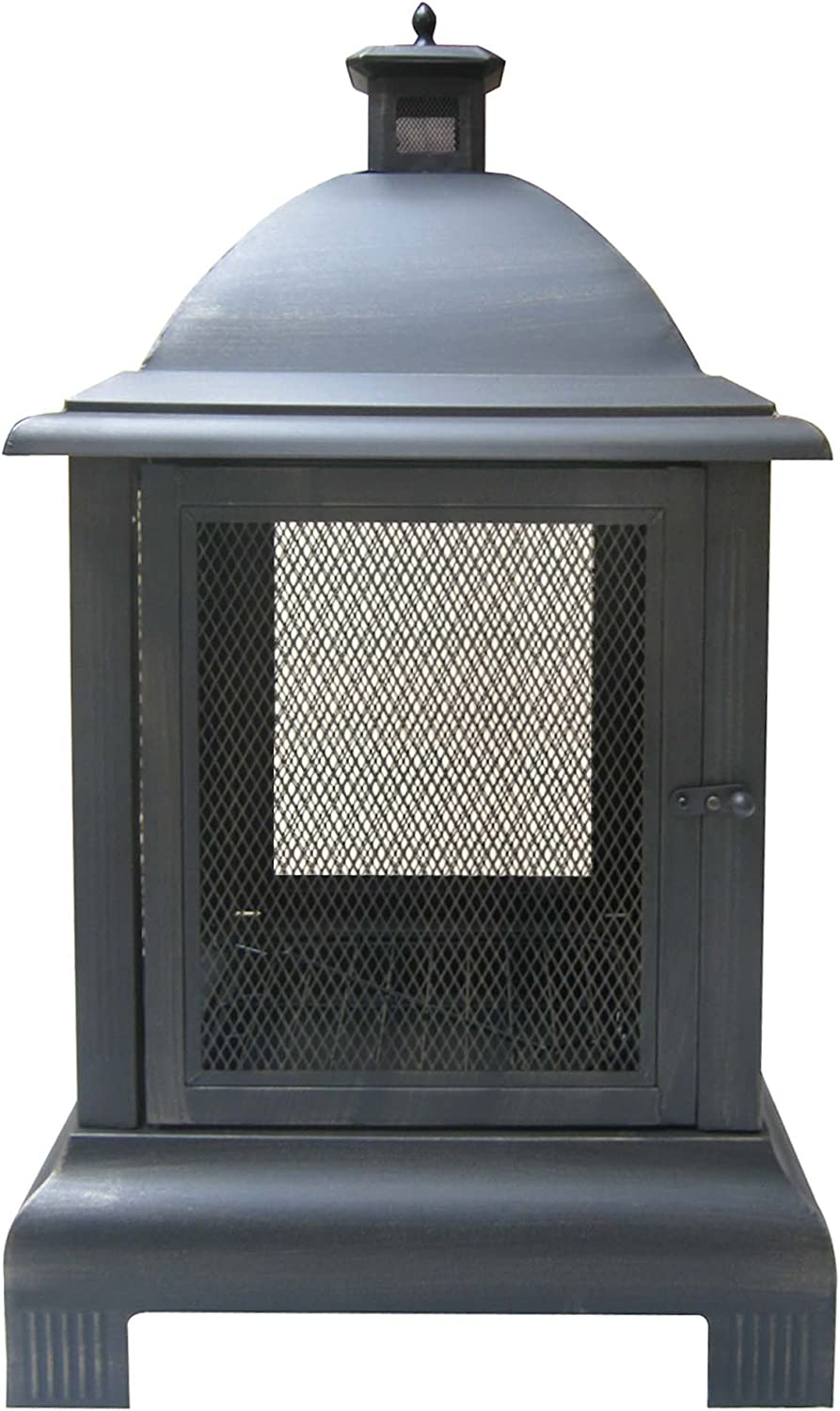 DeckMate 30375 Franklin Outdoor Fireplace