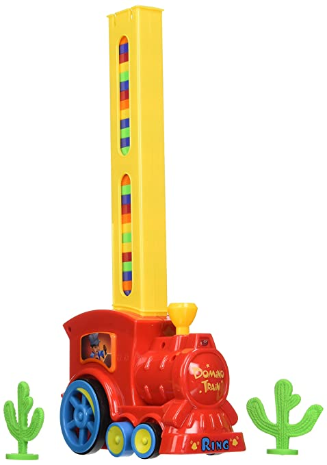 domino shuttle playset  : Schylling Domino Train Train: Toys & Games