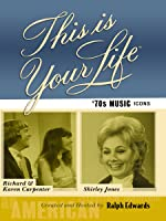 This Is Your Life 70's Music Icons - Richand & Karen Carpenter and Shirley Jones