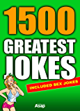 1500 Greatest Jokes (English Edition)