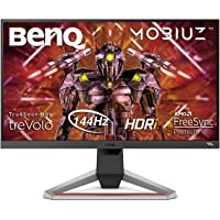 BenQ MOBIUZ EX2510 24.5 inch LED IPS 1ms Gaming Monitor - IPS Panel, Full HD 1080p, 1ms Response, Speakers, HDMI, Black