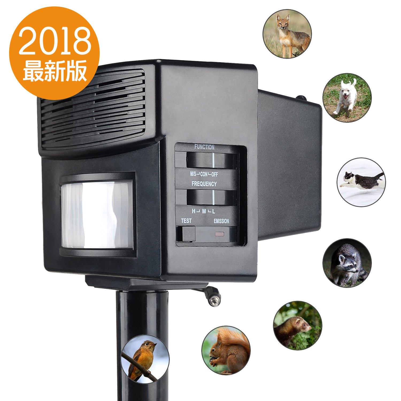 UncleHu 2018最新版 動物撃退器