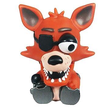 Funko cinco noches en Freddy de Foxy Squeeze llavero Figura ...