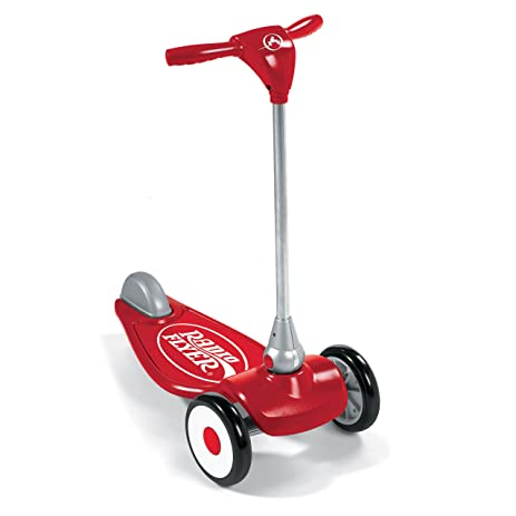 Amazon Com Radio Flyer 540s My First Scooter Red For Ages 2 5 Years