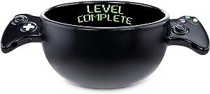 """KOVOT """"Level Complete"""" Gamer Bowl (Black)"""