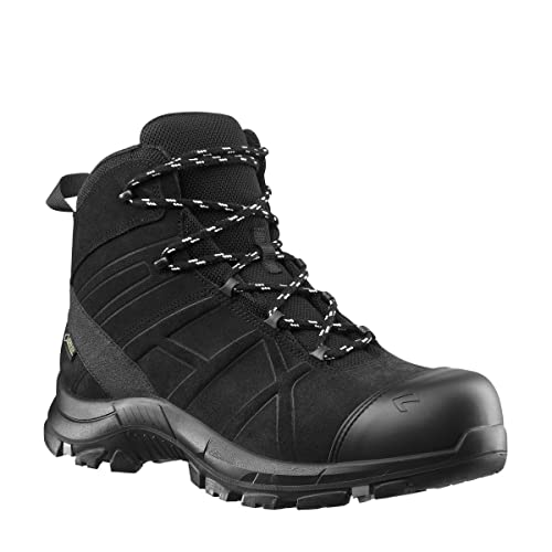 Botas de seguridad Haix Black Eagle, 53 MID, color Negro, talla 3.5UK