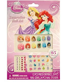 Townleygirl Disney Princess Nail Polish Set 18ct - Creative Touch