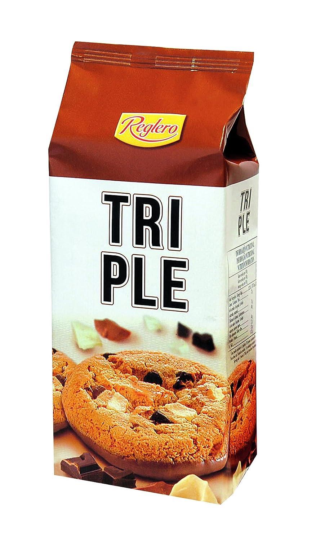 Reglero Cookies Triple - 200 gr: Amazon.es: Alimentación y ...