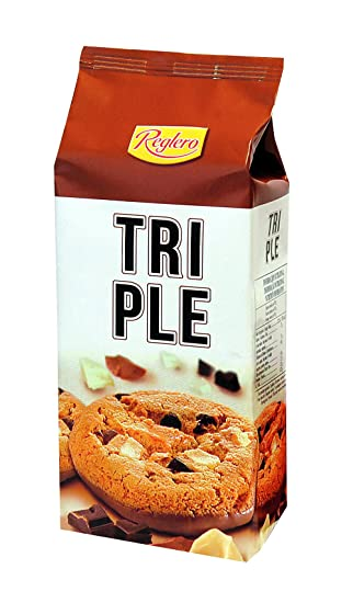 Reglero Cookies Triple - 200 gr