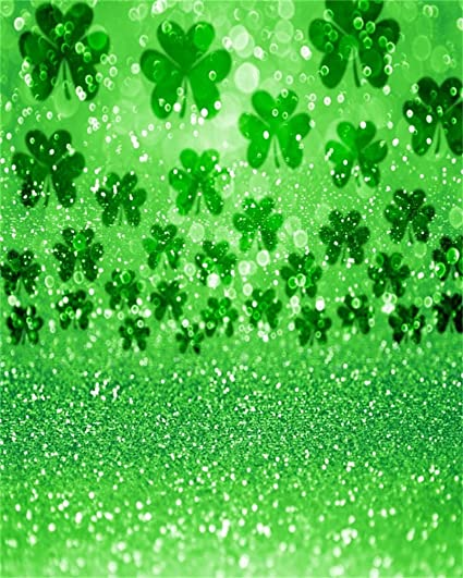 Amazoncom Rbabyphoto St Patricks Day Backdrop 6x9ft