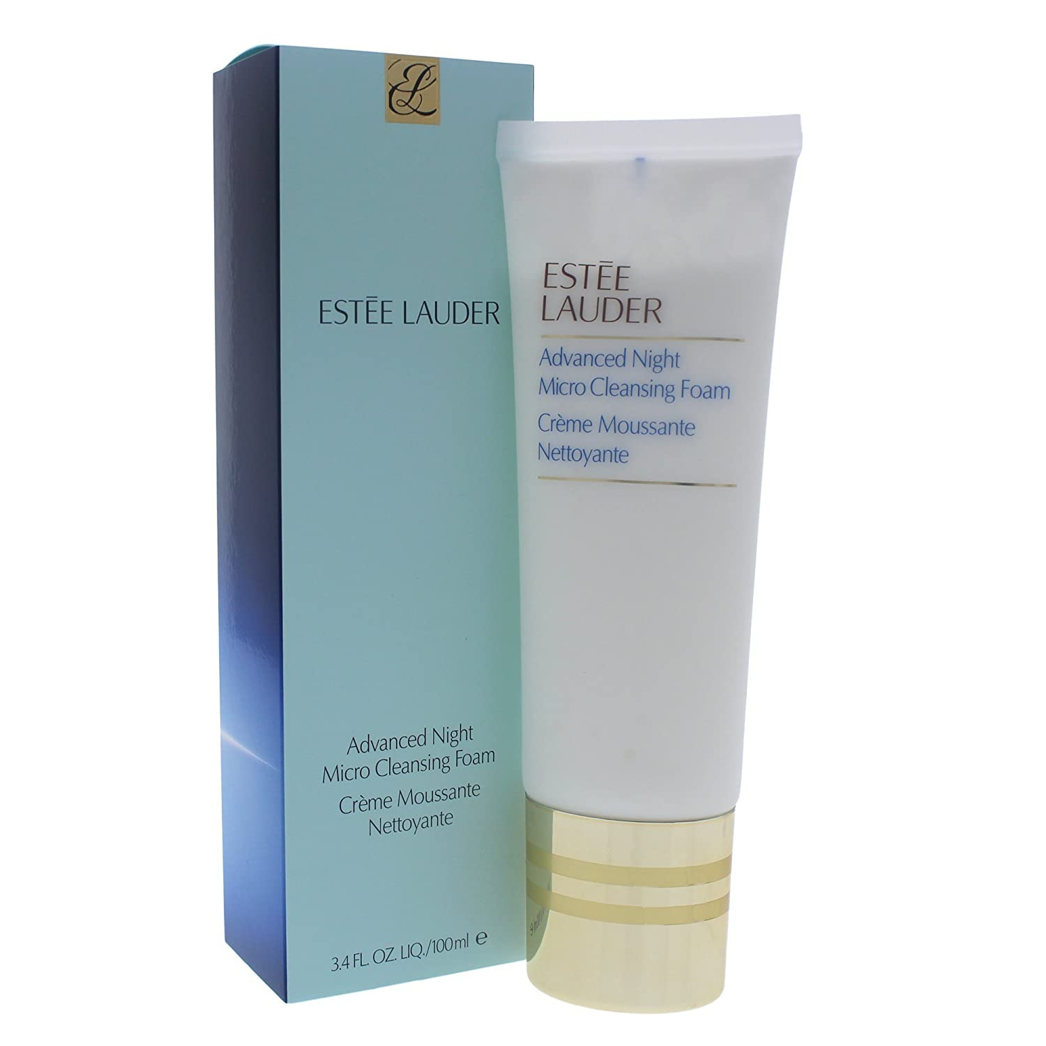 Estee Lauder Advanced Night Micro Cleansing Foam, 3.4 Ounce 887167223769
