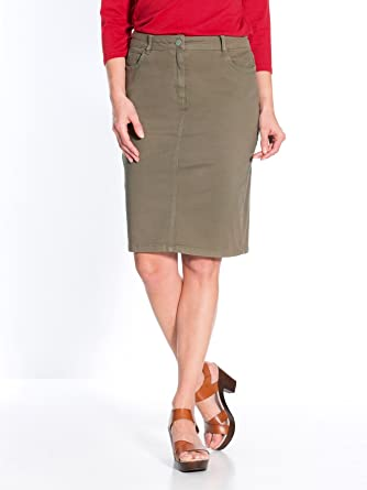 Traje de neopreno para mujer plain para faldas, longitud de la ...