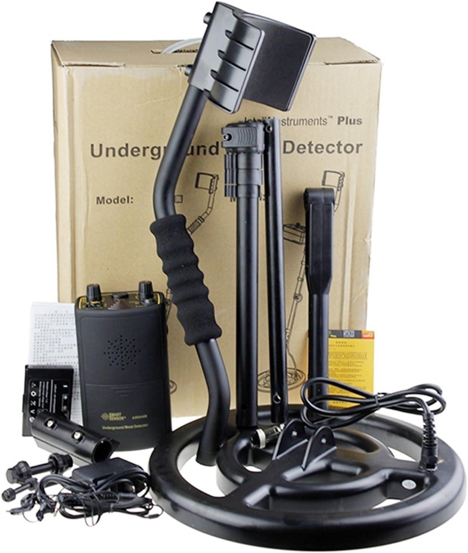 Jauge d/épaisseur /à ultrasons num/érique testeur D/étecteur de m/étaux D/étecteur de profondeur Underground haute sensibilit/é ASM64 AS964 Digger Silver Treasure Hunter D/étecteur de Pinpointer testeur mult