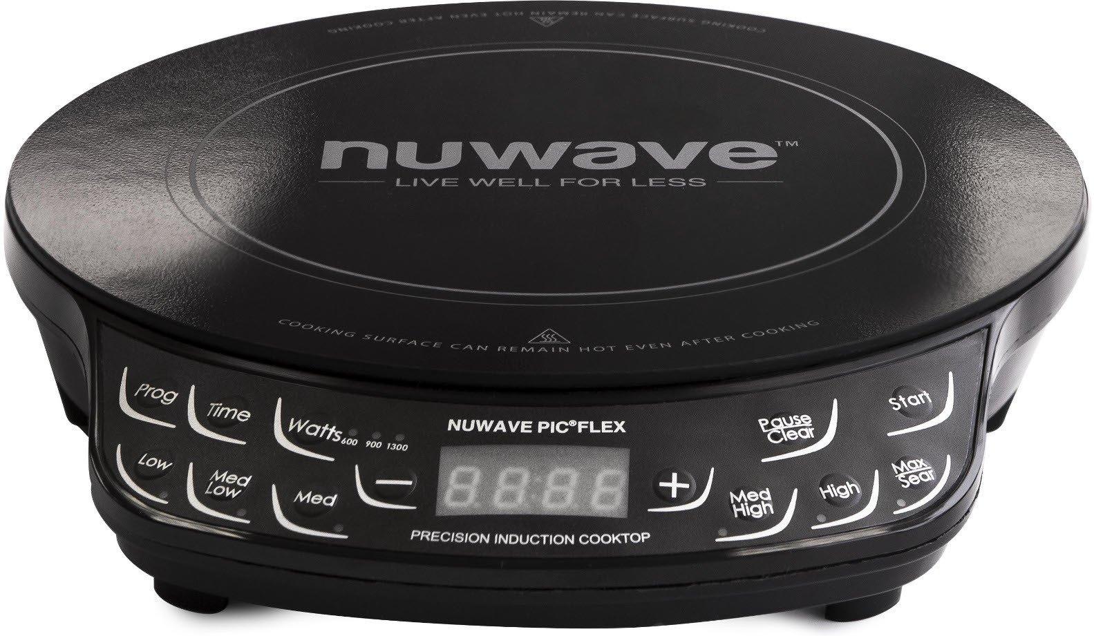 Nuwave PIC FLEX Precison Cooktop