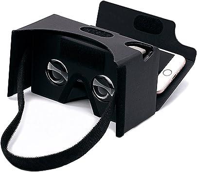 Google Gafas de Realidad Virtual 3D Headset de Carton, Carton 3 ...