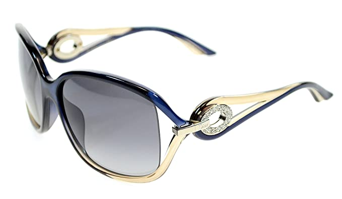 christian dior sunglasses 67ls  Christian Dior Sunglasses Volute 2/N/S 11W Blue Shaded 61mm