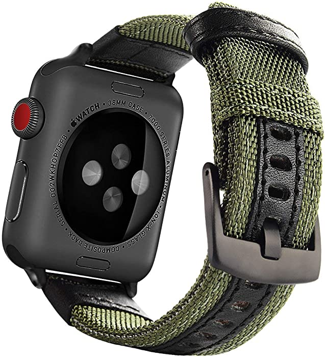 Top 10 Military Style Apple Watch Band 38Mm Series 2