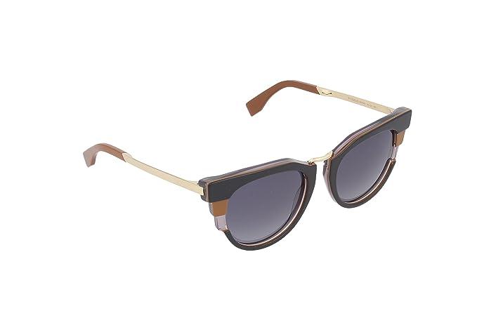 Fendi - Gafas de sol Ojos de gato FF 0063/S HD para mujer ...