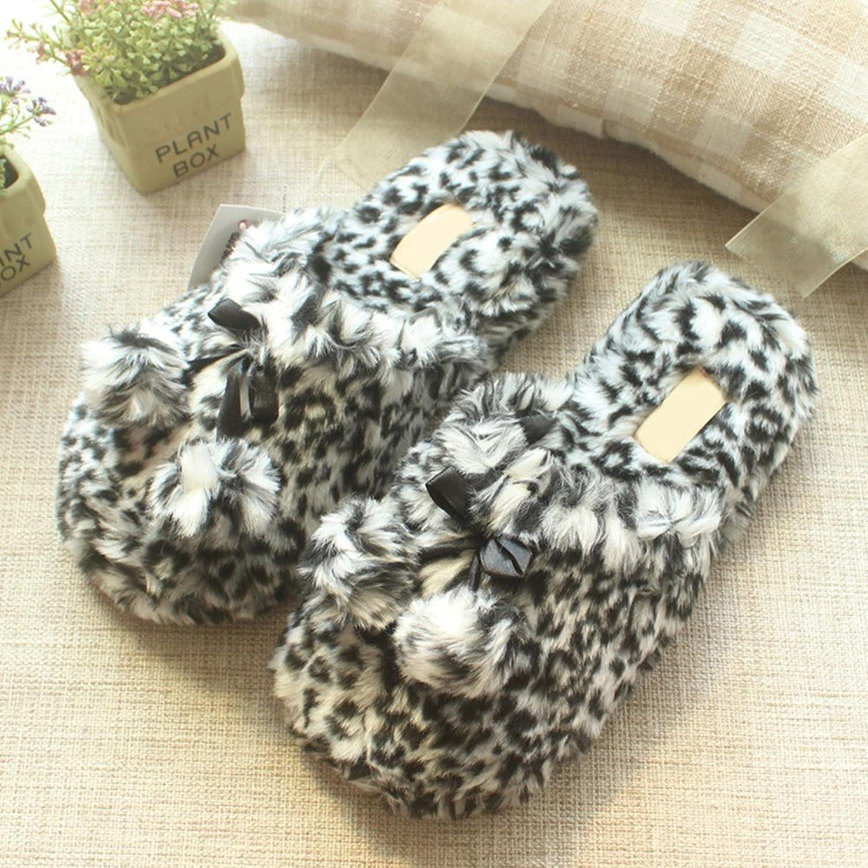 Amazon.com   Eastlion Women Winter Indoor Anti-skid Keep Warm Slipper Fleece Slippers House Slippers Home Shoes   Slippers