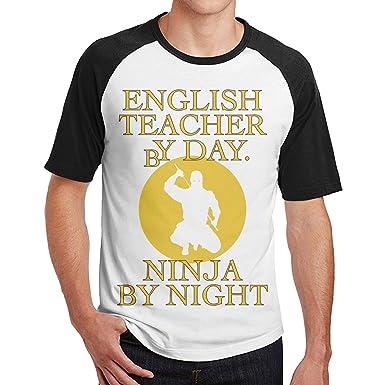 Particular Profesor de inglés por el día Ninja por la Noche ...