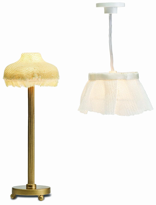 Lundby 60.6035.00 - Smaland: 1 Set di lampade per casa delle bambole