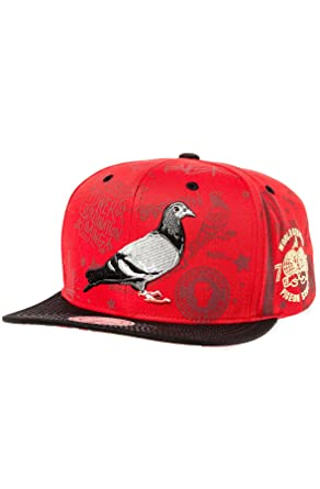 f3077dc6f94 Staple Men s Mike Tyson x Staple Snapback Hat One Size Red at Amazon ...