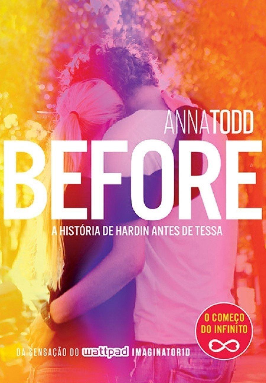 Resenha - Before: A História de Hardin Antes de Tessa