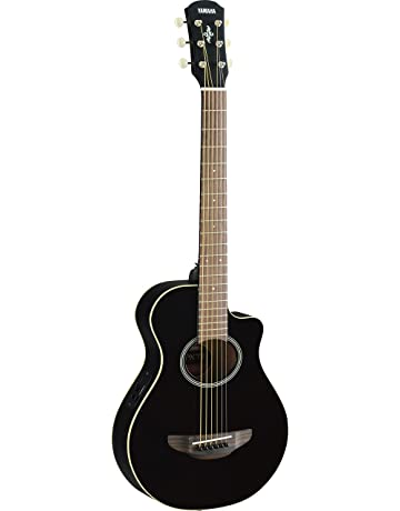 Yamaha APXT2 3/4-Size Acoustic-Electric Guitar - Black