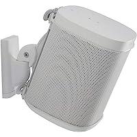 Sanus Wireless Speaker Wall Mount Sonos ONE, ONE SL, Play:1, & Play:3 - Tool Free Tilt & Swivel Adjustments for Best…