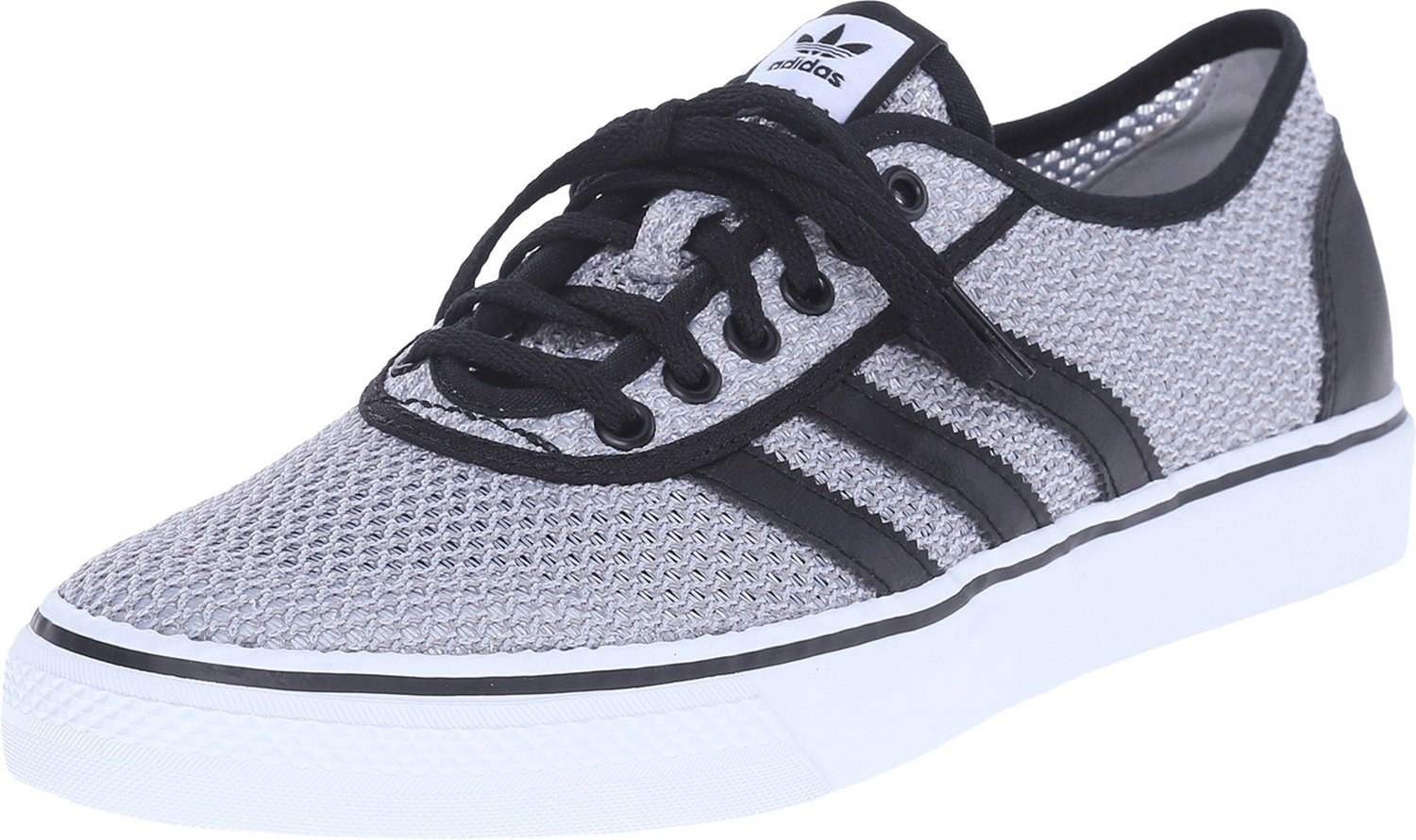 1174bd523b44b Galleon - Adidas Skateboarding Men's Adi-Ease Clima Black/White ...