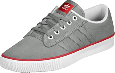 pretty nice 5e1d7 7c020 adidas Men s Kiel Basketball Shoes, Grey Red White (Grpuch Escarl