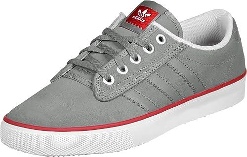 Adidas Originals Kiel Gris Chaussures Baskets Basses Homme