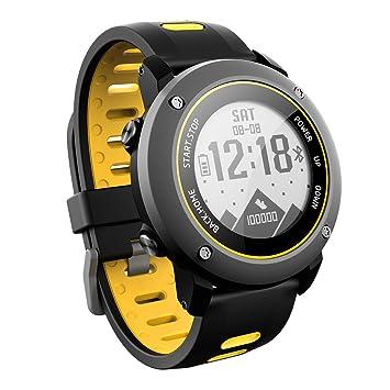 OOLIFENG GPS Reloj Inteligente, Fitness Tracker Con ...
